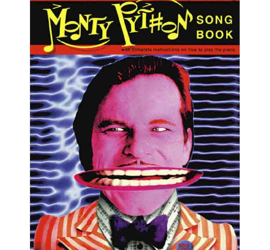 The Fairly Incomplete and Rather Badly Illustrated Monty Python Song Book
