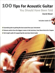 100 Tips For Acoustic Guitar by David Mead
