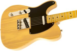 2-Squier Classic Vibe 50s Telecaster Review