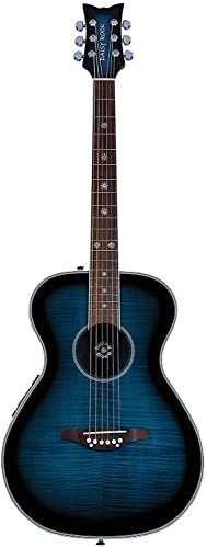 Other Acoustic-Electric Blueberry Burst Guitar