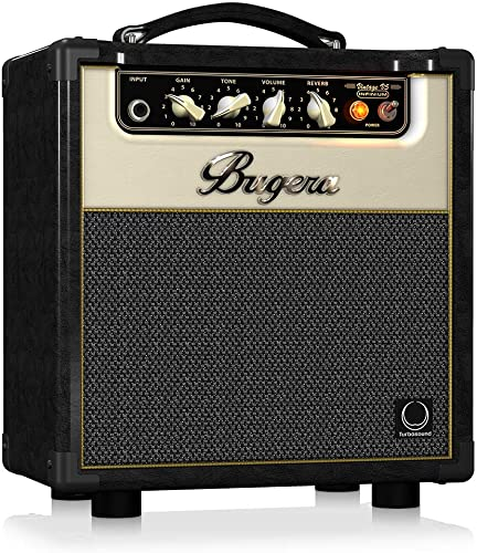 Bugera V5 – 5 Watts Class Amp Combo with Infinium Tube Multiplier Technology