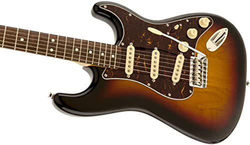 Squier Classic Vibe Stratocaster 60s complete Review