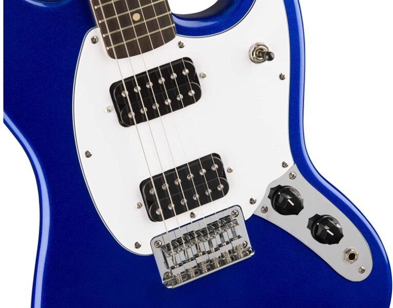 Squier Bullet Mustang HH complete Review