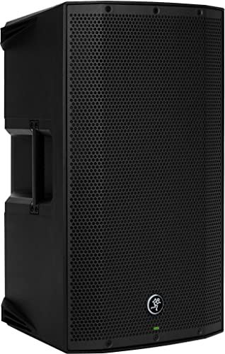 Mackie THUMP Series 12 inches 1300 Watts DJ Speaker with High-Performance Amps