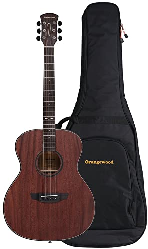 Orangewood Oliver Mahogany Live Acoustic Guitar Review