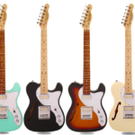 Xaviere PRO845 Electric Guitar Review