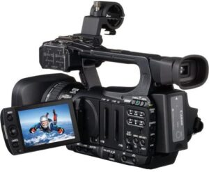 Canon XF100 Pro Camcorder with HD 10x Video Lens