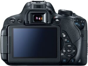 Canon EOS Rebel T5i EF – S 18 – 55 IS STM