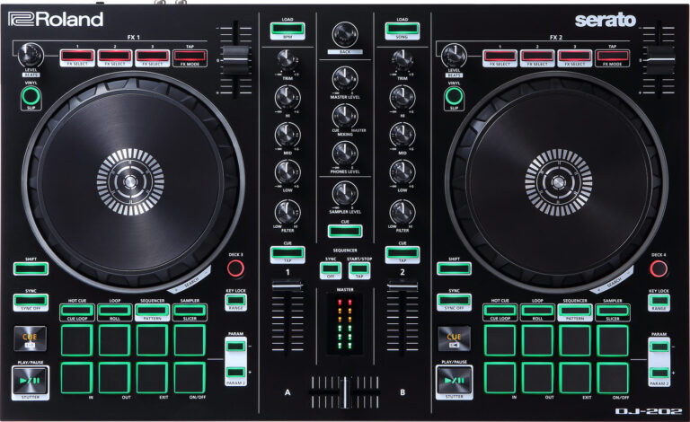 What is a DJ Controller?