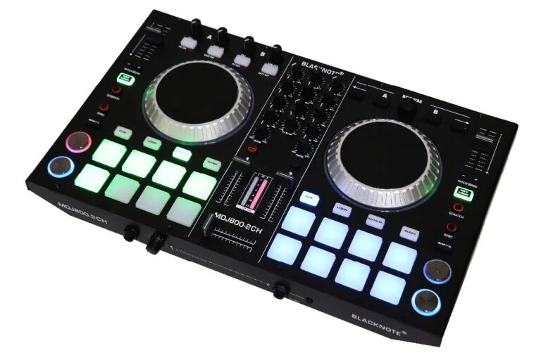 What is a DJ Mixer?